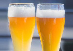 Test Blesku - citrusové pivní mixy