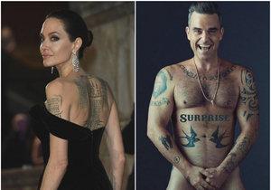 Tetování slavných