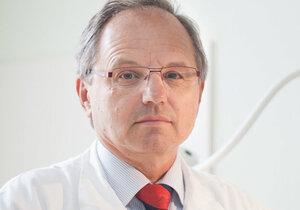 MUDr. Antonín Pařízek, CSc.