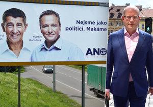 Exposlanec Babišova ANO Martin Komárek nakonec volební laso zpátky nedostal. Mimo vrcholnou politiku tak zůstává stejně jako třeba expremiér Sobotka, naopak řada exposlanců kandiduje do Senátu.