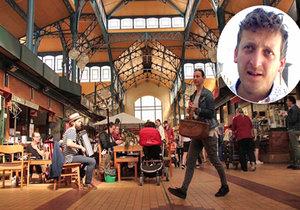 """Staroměstská tržnice jako komunitní centrum? """"Lidé ani nevědí, kde je,"""" říká Ondřej Kobza"""