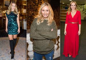 Krásky Svoboda, Pergnerová a Absolonová, které diváci uvidí od podzimu na TV Nova s jejich novými pořady.