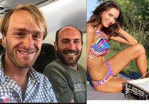 Eliška Bučková a Jakub Vágner se po měsíci na rybářském táboře odloučili.
