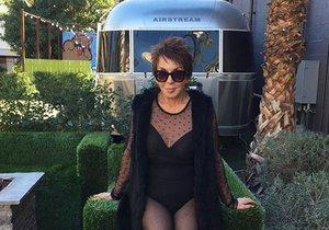 Je jí 83, stále pózuje ve spodním prádle a dokazuje: žena v každém věku může být sexy!