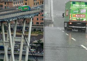 Řidič zeleného náklaďáku promluvil o tragédii.