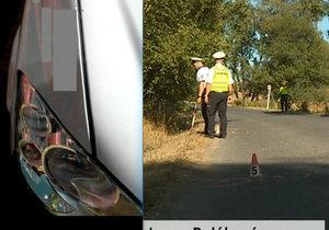 Bezohledného řidiče, který srazil postaršího turistu, policisté vypátrali.