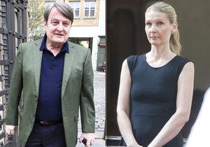 Vztah Ladislava Štaidla a Míši skončil po 17 letech.
