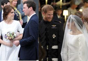 Trumfnou Harryho a Meghan? Další královská svatba za 57 milionů! Britové ale prskají