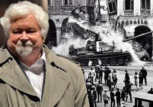 Z komunismu v sobě Češi mají bloky, řada lidí ztratila sebeúctu, říká Pithart