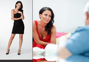 Sexy moderátorka Gábina Partyšová (40): Proč mě chlapy opouštějí...