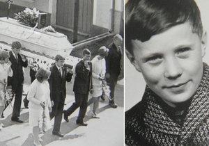 Učni Josefovi (†16) prostřelil sovětský voják srdce. Byl první obětí okupantů v Brně