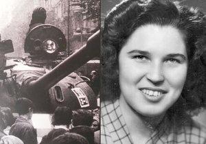 Záhadná smrt maminky Anny v srpnu 1968: Zabil ji tank, nebo brutalita sovětských vojáků?