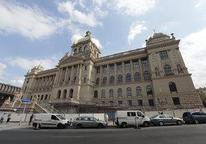 Po svém otevření Národní muzeum kromě prohlídky expozic nabídne i odpočinkové zóny.