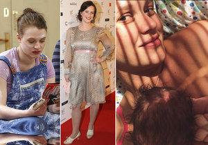 Leichtová poprvé ukázala dceru: S kamarádkou z Comebacku Doležalovou mají »dvojčata«!