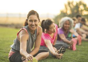 Různé vědecké studie podle Bunce ukazují, že pravidelný pohyb je prevencí celé řady nemocí včetně závažných jako cukrovka nebo vysoký krevní tlak.