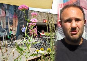Ruský umělec zkrášlil zdi u Florence: Svým graffiti oživuje Marat (36) celý svět!