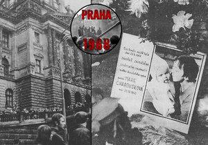 26. srpna 1968: Tragická smrt mladé matky na Klárově a válečný lazaret v nemocnici