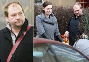 Marek Taclík (45) kvůli pracovnímu vytížení nemá čas na dcerku Matyldu a shání chůvu.
