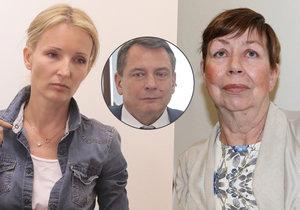 Jiří z nás se Zuzanou chtěl udělat rodinu kvůli své nemoci, tvrdí Petra Paroubková.