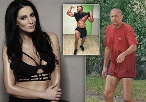 Andrea Pomeje přiznala vazouna a dala manželovi nůž na krk.