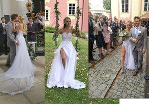 Jan Charouz se oženil.