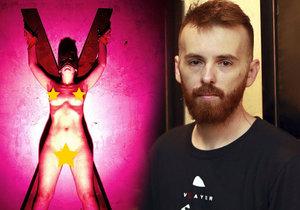 Výstava nahých mužů i žen v trvanlivém provedení? V Praze nejspíš ano.