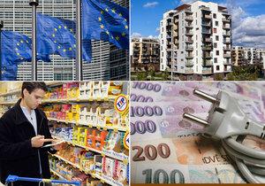 Jaké jsou české ceny ve srovnání s EU?