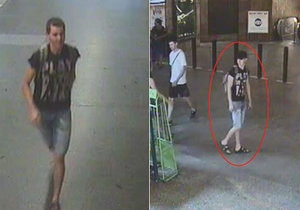 Muž na Ládví sahal ženám do rozkroku, hledá ho policie.