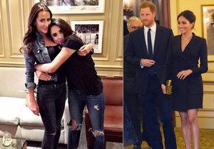 Meghan se utrhla ze řetězu: Opustila Harryho a tajně vycestovala z Británie!