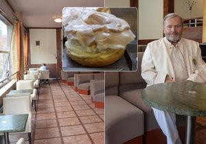 Král sladkých věnečků je z Brna: Adolf Zeman (85) peče cukroví už neuvěřitelných 70 let!