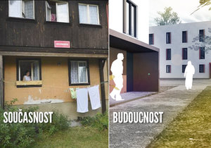 Plzeňské problematické Zátiší se do pár let změní. Staré domy se zbourají a nahradí je novostavby.