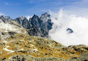 Vysoké Tatry (Ilustrační foto)