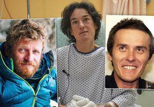 Elisabeth Revol přišla při horolezectví již o dva kolegy.