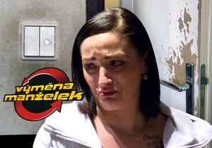 Slzy ve Výměně manželek: Kristýna bude v šoku z nepořádku v náhradní rodině!