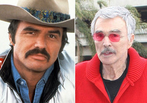 Zemřel legendární herec z Hříšných nocí: Burta Reynoldse (†82) zabil infarkt