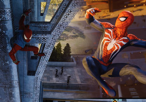 Marvel's Spider-Man se povedl. Takto má vypadat komiksová videohra.