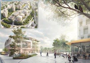 V Radotíně vznikne nové náměstí.