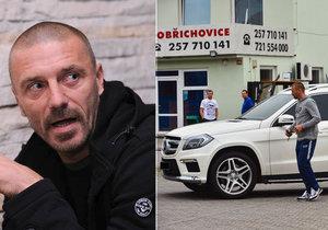 Řepka čelí obvinění z podvodu. Údajně prodal cizí auto za miliony, ale říká, že se vše vyřeší.