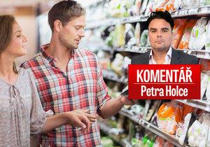 Češi si o svátcích možná přece jen znovu nakoupí. Ve velkoobchodech to chce povolit ANO s ODS