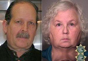 Slavnou spisovatelku (68), která před 7 lety vydala knihu »Jak zabít manžela«, policie zatkla za vraždu jejího muže.