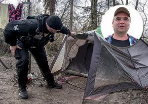 Streetworker o bezdomovcích
