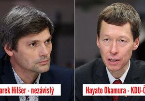 Ostrá kritika populistů: Můj bratr je ďábel ve službách Kremlu, říká Okamura.