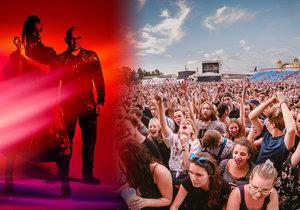 VÍME PRVNÍ: Morcheeba přijede na Metronome Festival! V Praze bude po šesti letech