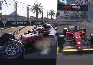 F1 2018 je povedený závodní simulátor.