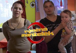 Děti mladých maminek z Výměny manželek se nechtěly vrátit za svými matkami.
