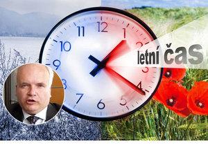 Komise přišla na základě aktivity europoslanců s návrhem na zákaz střídání standardního a letního času. V čele skupiny stojí český europoslanec Pavel Svoboda (KDU-ČSL).