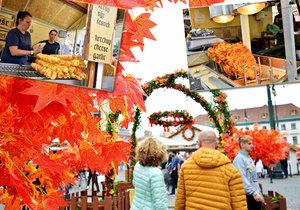 V centru Prahy odstartovaly Svatováclavské oslavy: Co a za kolik tady koupíte?