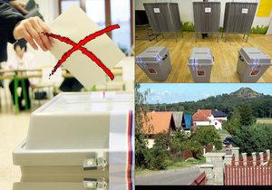 V některých obcích volby neproběhnou, nikdo totiž nekandiduje (ilustrační foto)