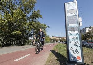 V Praze v březnu odstartovala další cyklistická sezona. (ilustrační foto)