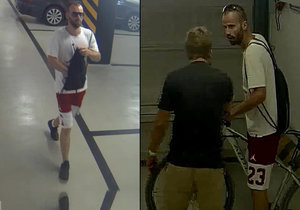 Zloděj krade v Karlíně kola a výbavu ve velkém! Dostal se do potyčky s místními